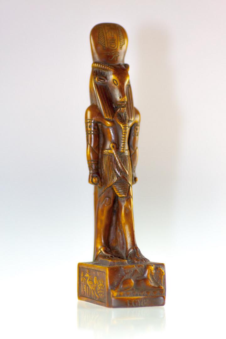Ägyptische Figur