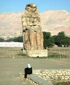 Ägyptische Impression 2- Auf dem Weg in das Tal der Könige