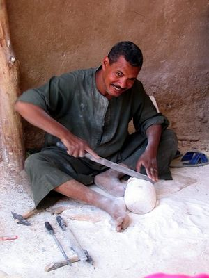 Ägyptischer-Handwerker