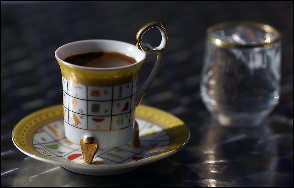 ägyptischer Kaffee