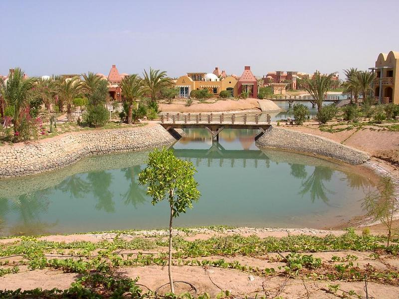 Ägyptisches Paradies
