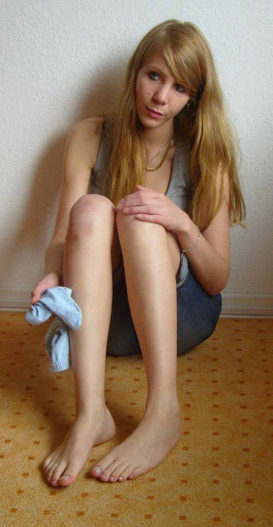 Girls Ausziehen
