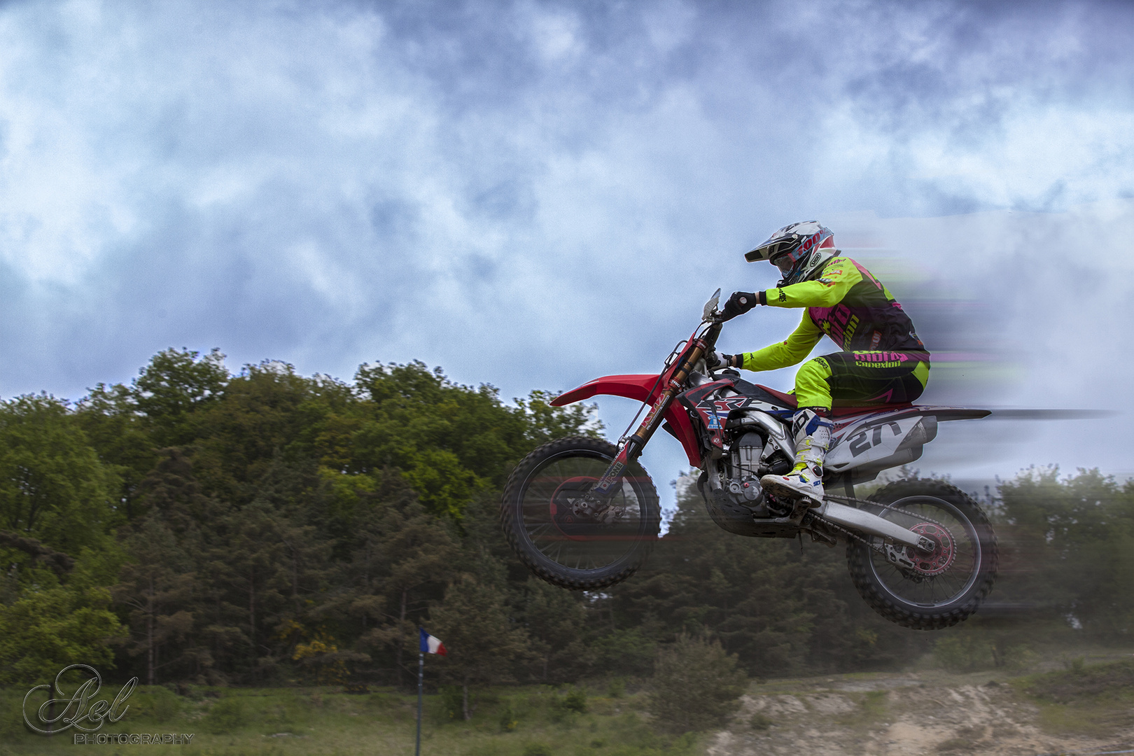 AEL-Motocross de Gasny 08 mai 2016