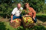 Äpfel bringen Freude :-)