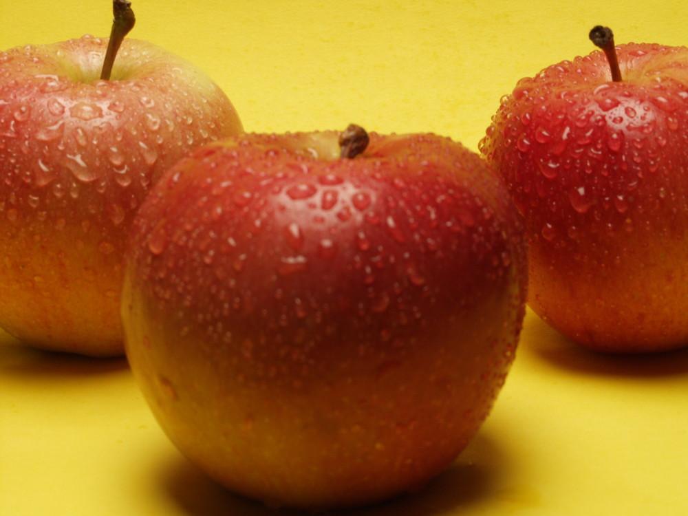 Äpfel die Dritte
