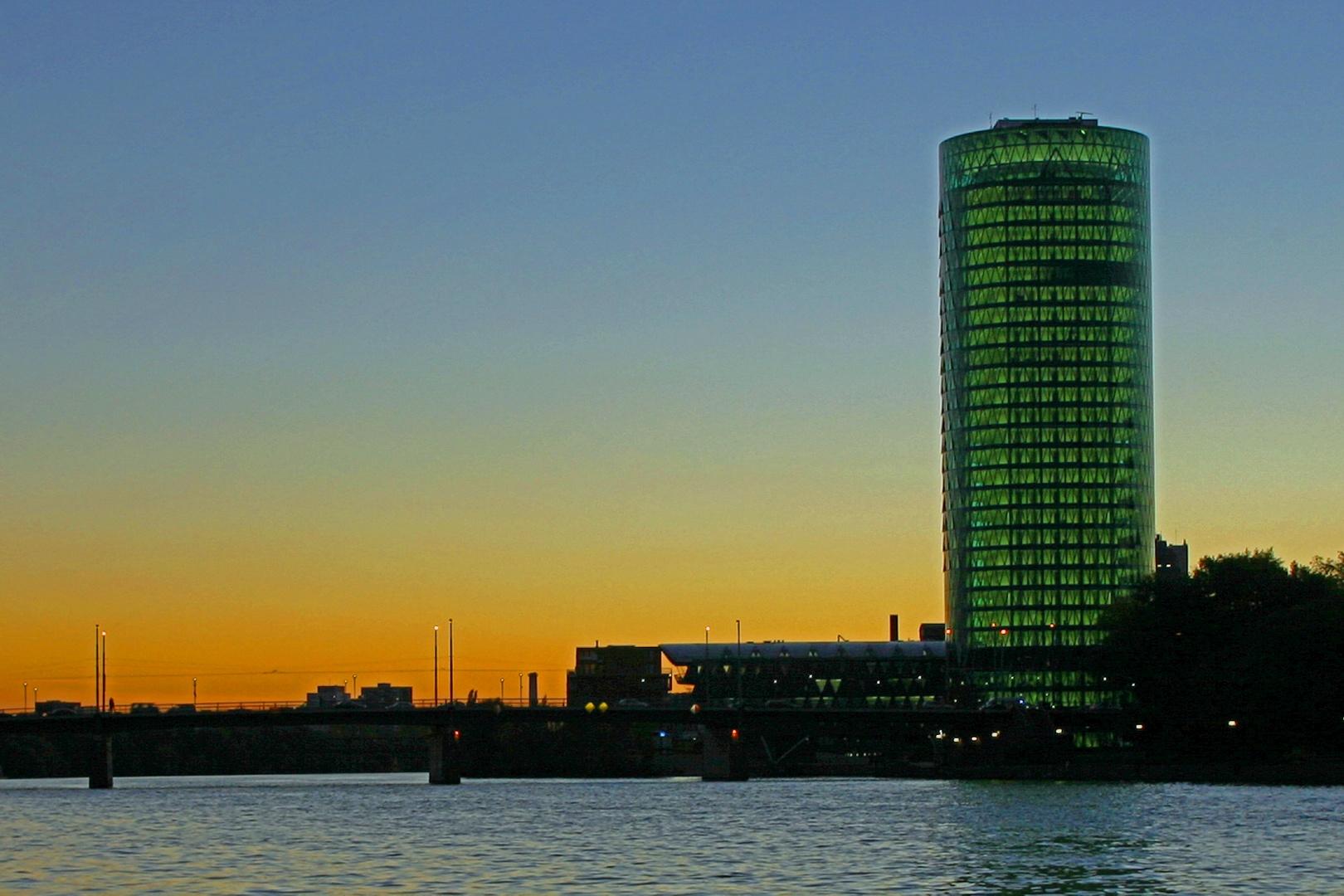 Äppler Glas Frankfurt