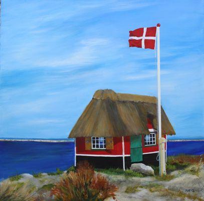 Aerø - Erinnerung an einen Segelsommer