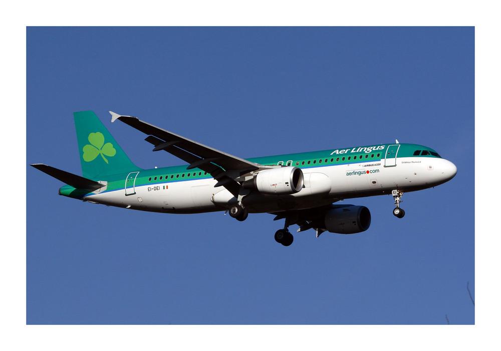 Aer Lingus Airbus A320-214 (EI-DEI)