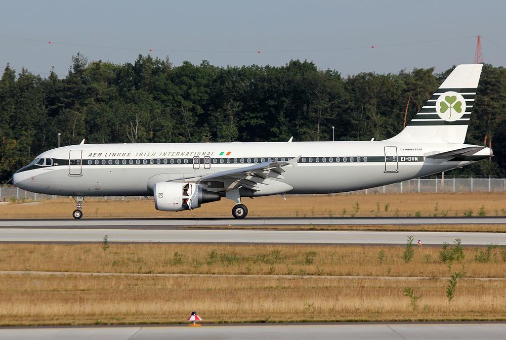 Aer Lingus Airbus A320-214 EI-DVM