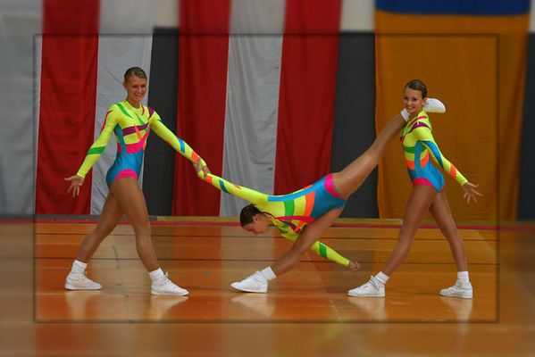 Aerobic - Meisterschaft