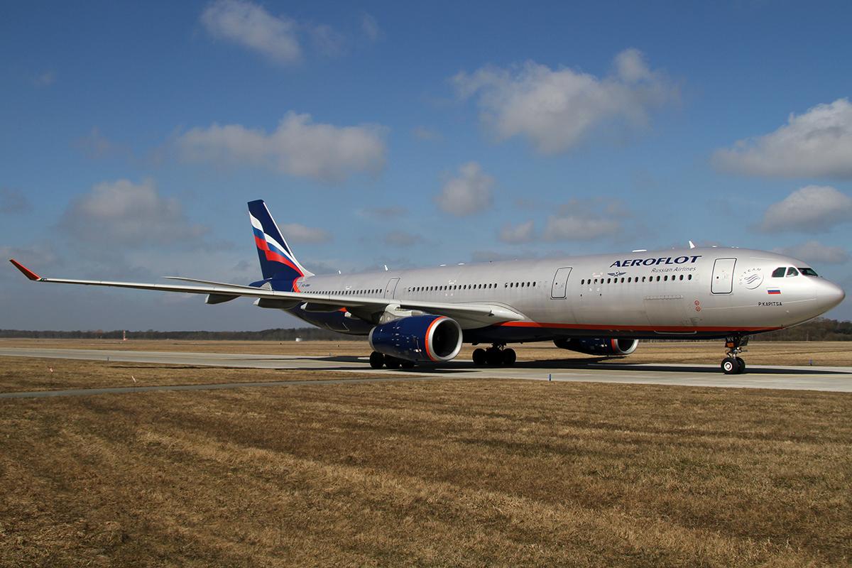 AeroFlot 330