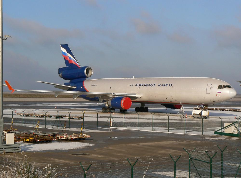 Aeroflot Cargo MD-11F ......