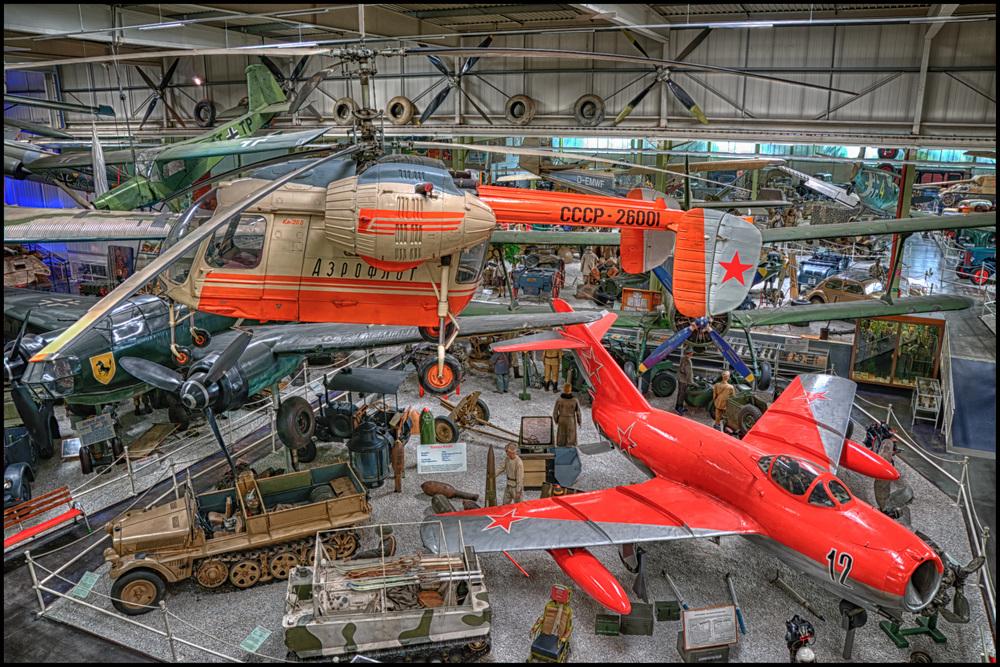 Aeroflot CCCP 26001 - HDR