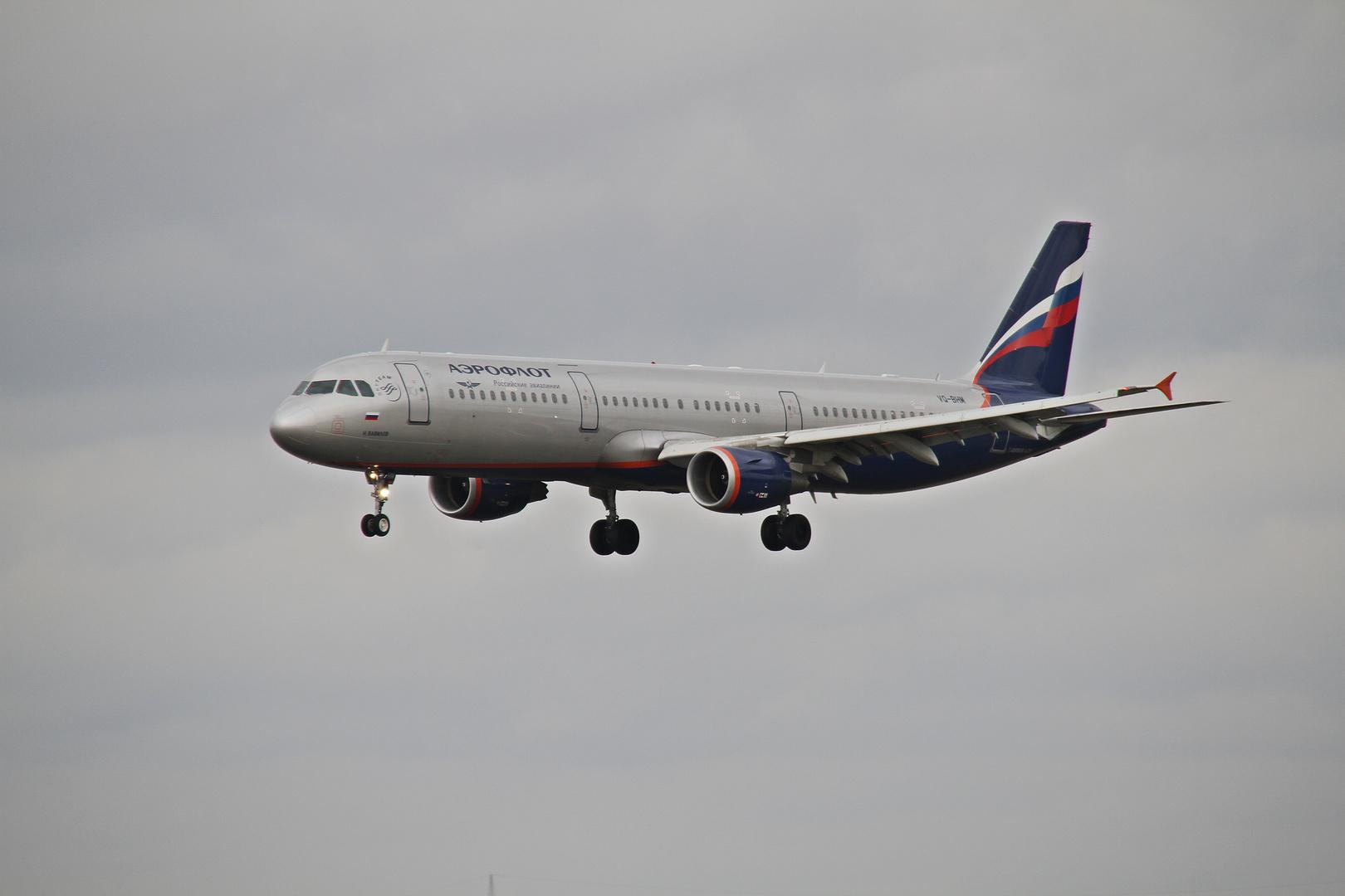 Aeroflott