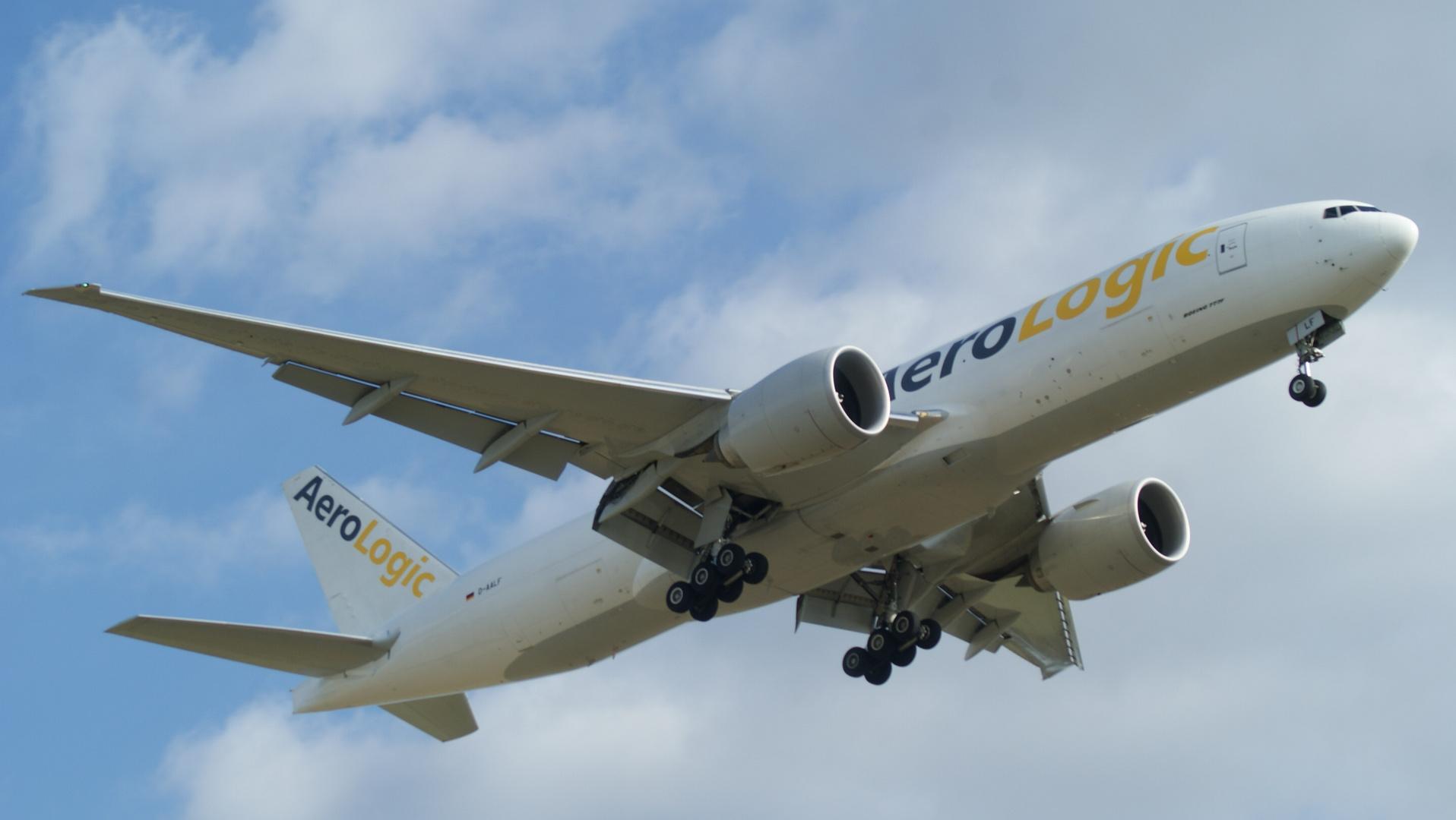 Aerologic B777