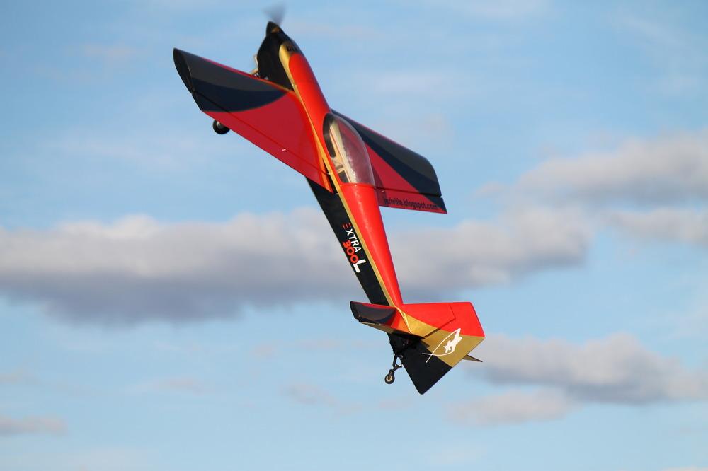 Aeromodelismo R/C 3D II