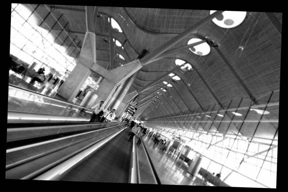Aéroport, Madrid T4