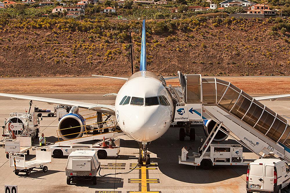 Aeroporto da Madeira (FNC)