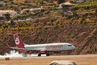 Aeroporto da Madeira (FNC) -Touchdown-