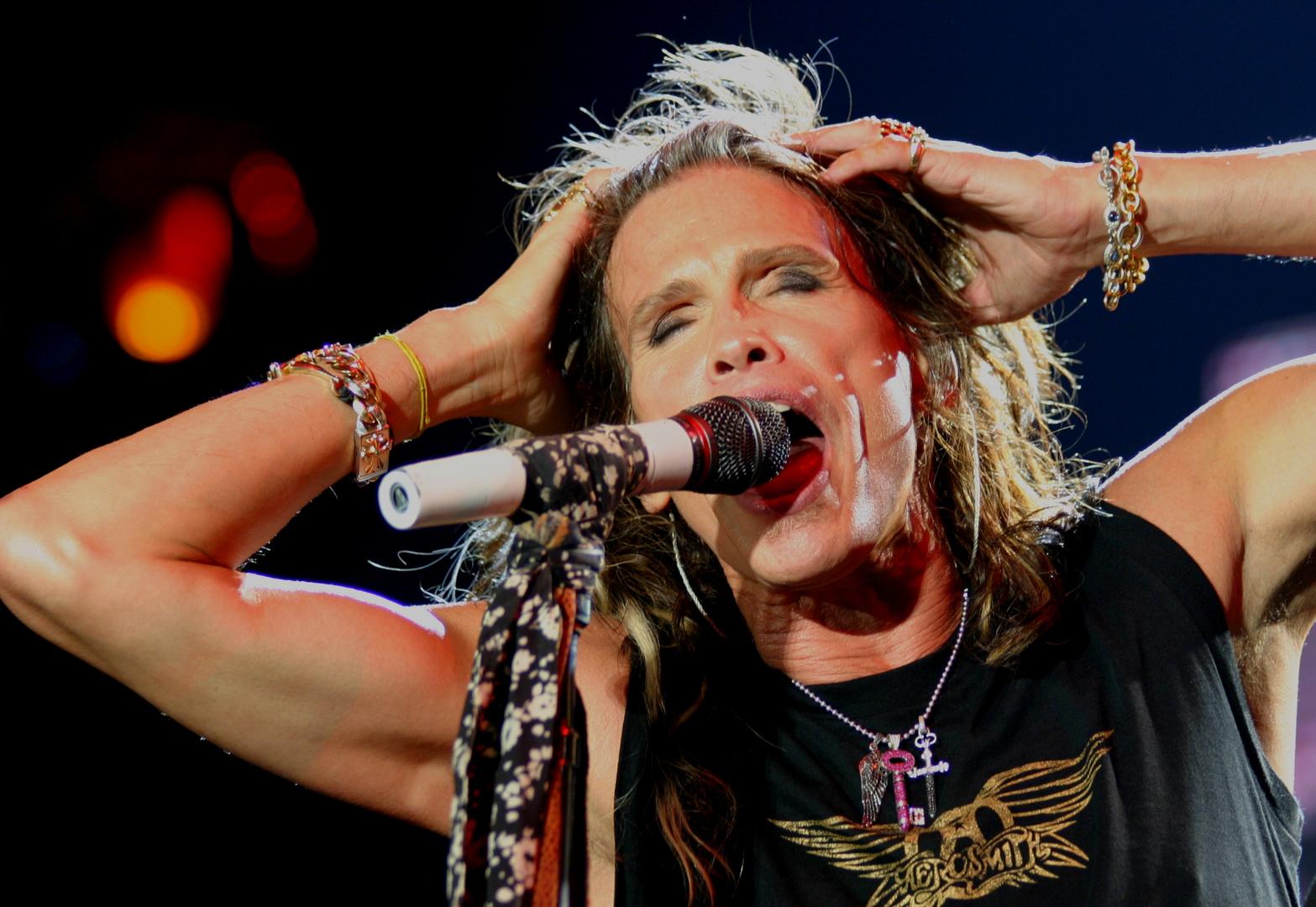 Aerosmith Steven Tyler 2007