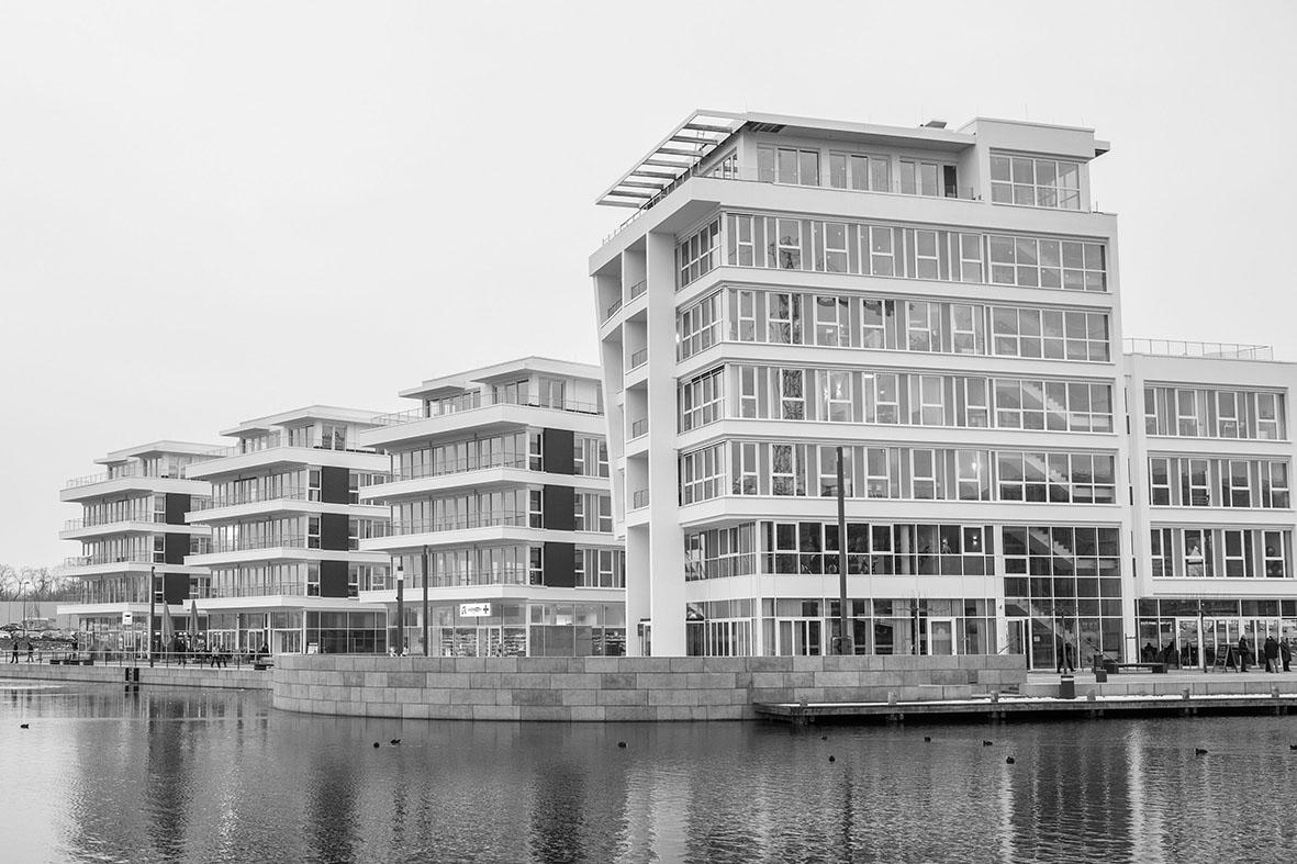 Ärztehäuser am Phoenixsee - Dortmund