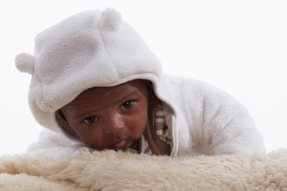 äthiop. Baby