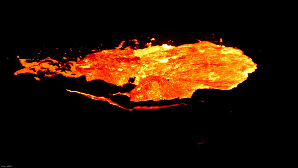 Äthiopien - Feuerschlund am Vulkan Ertale (6)