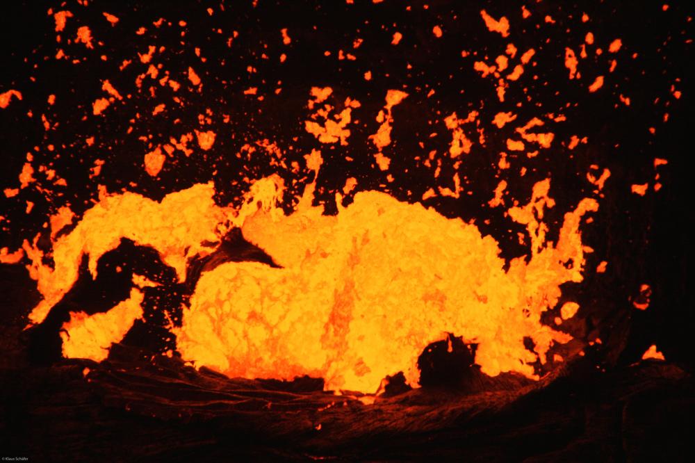 Äthiopien - Feuerschlund am Vulkan Ertale (8)