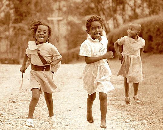 Äthiopische Kinder01