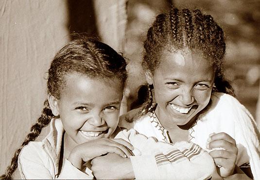 Äthiopische Kinder03