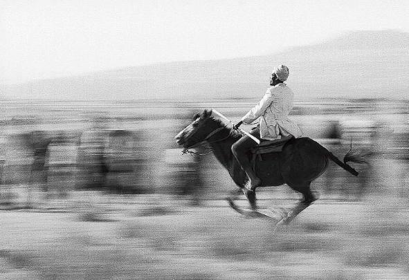 Äthiopische Reiterkämpfe 1