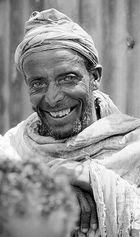 Äthiopischer Bettler 2