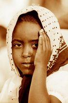Äthiopisches Mädchen 7