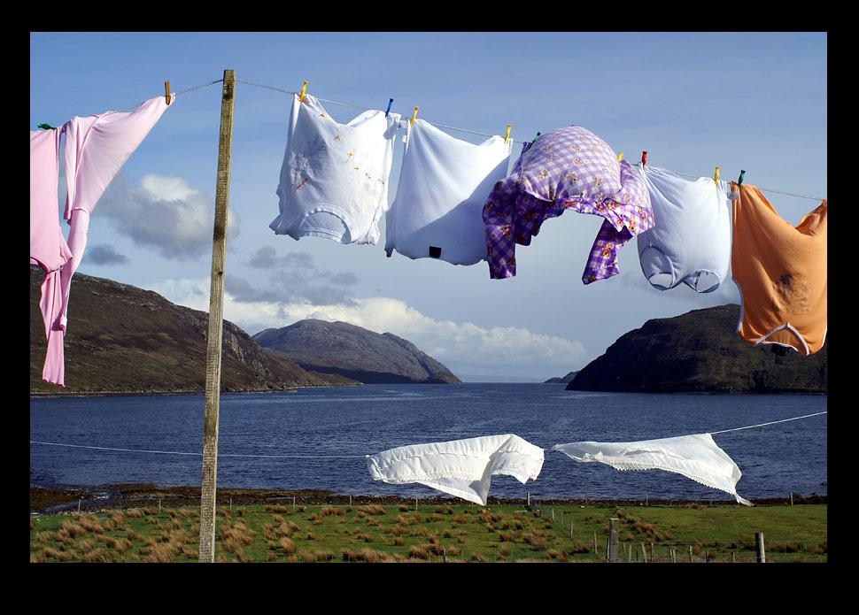 Äussere Hebriden / Nordschottland / Impression 001