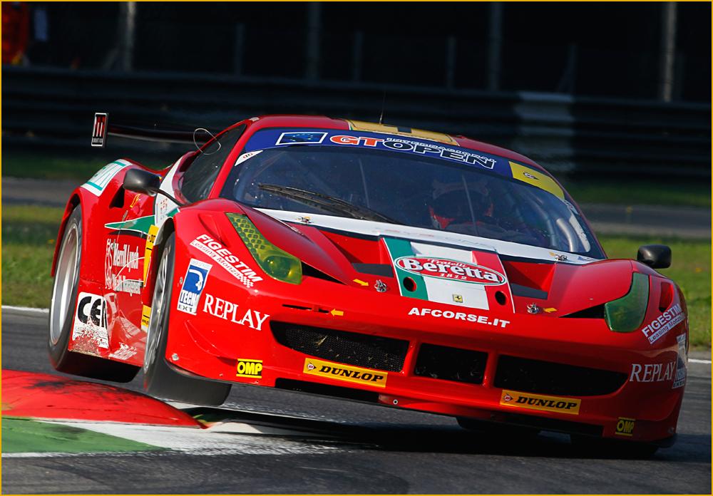 AF Corse GT Open Monza