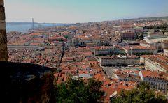 Affacciarsi su Lisbona