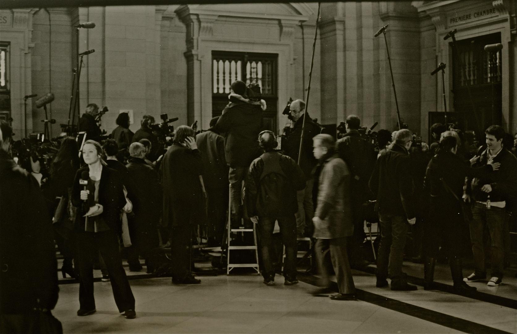 Affaire Florence Cassez - premiere chambre (tribunal de Paris)...