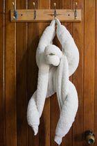 Affe im Badezimmer