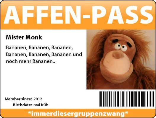 Affen-PASS