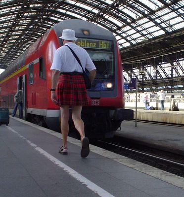 Affenhitze in Köln