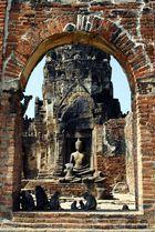 Affentempel in Lopburi