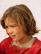 afghanisches Mädchen in Kabul