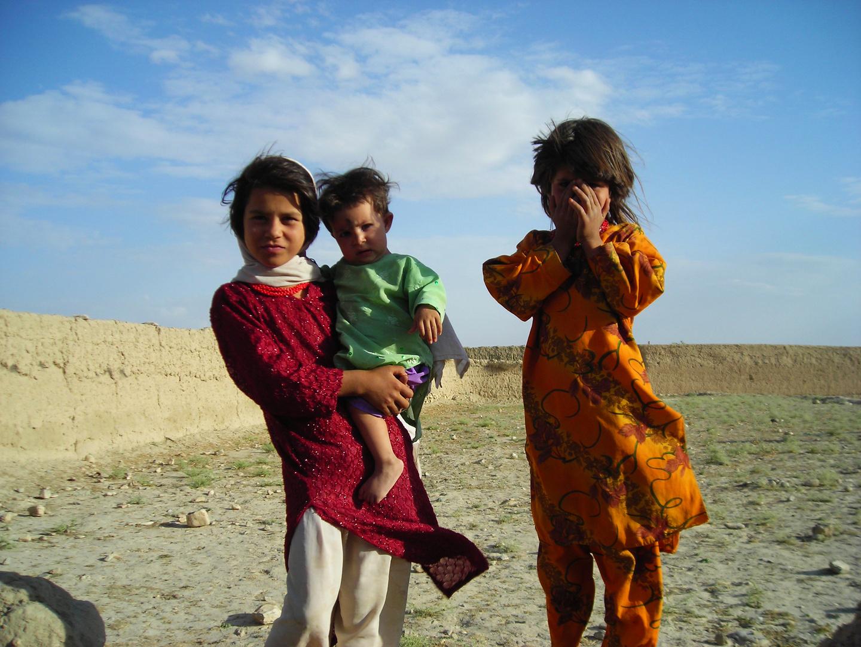 Afghanistan- Kinder-