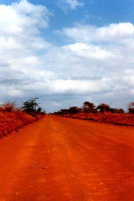 African Street