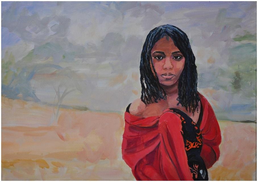 Afrika Girl