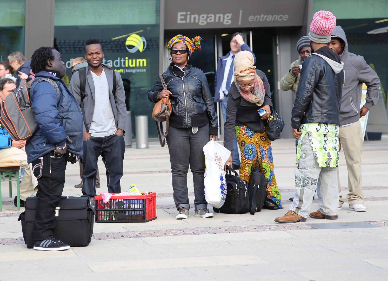 Afrika in Darmstadt