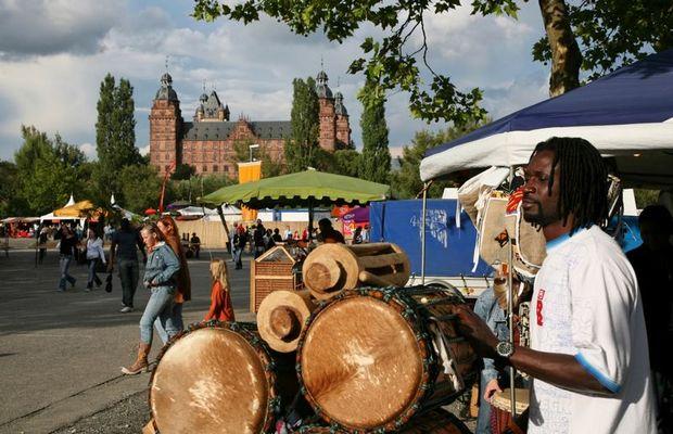 Afrika Karibik Festival Aschaffenburg 2006