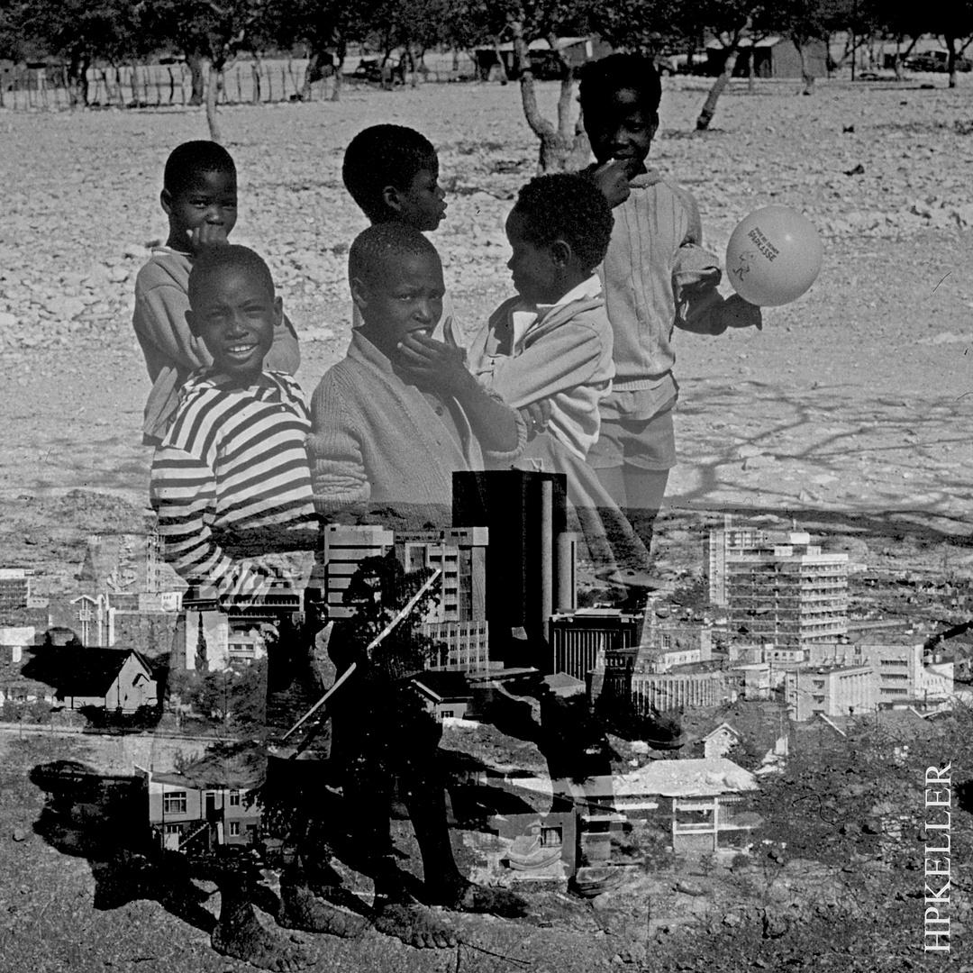 Afrika - Kombigrafie I