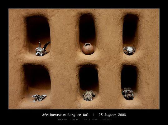 Afrikamuseum Berg en Dal