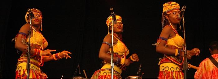 Afrikan and Beats